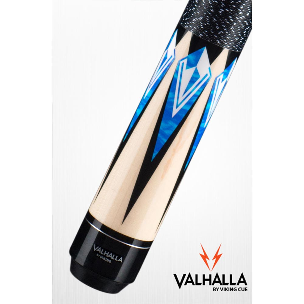 Valhalla VA471 Blue Pool Cue Stick from Viking Cue