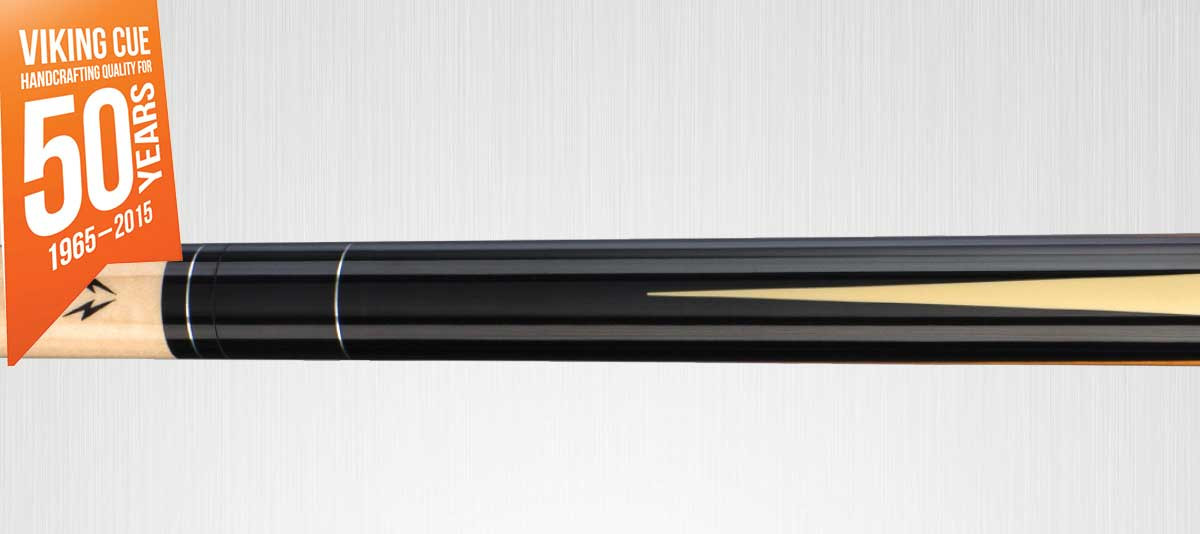 Viking Valhalla VA705 Black Pool Cue