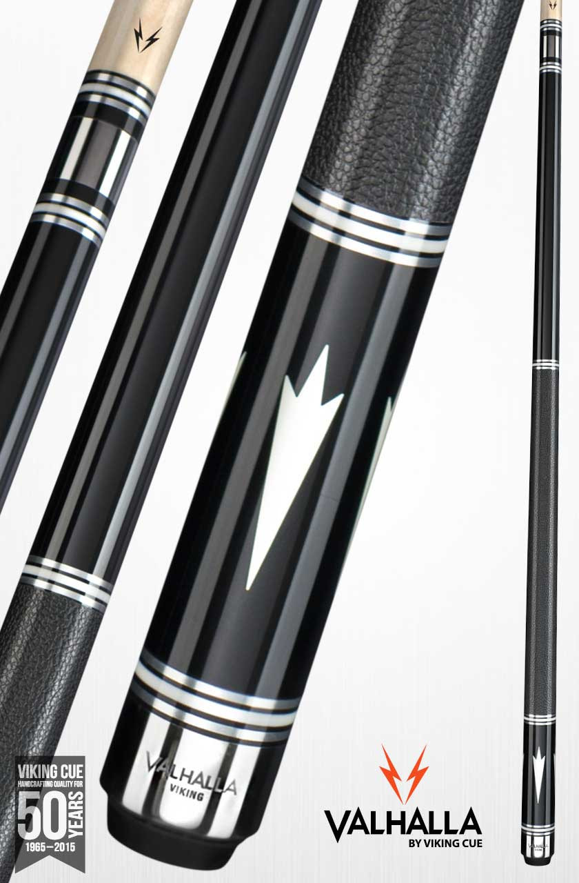 Viking Valhalla VA901 Black Pool Cue
