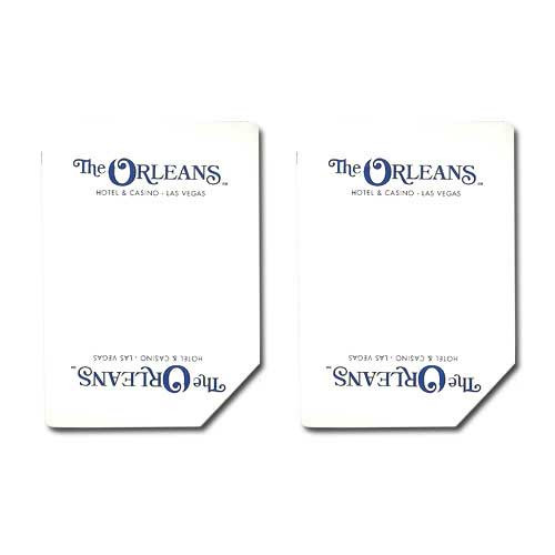 Orleans Casino Used Playing Cards