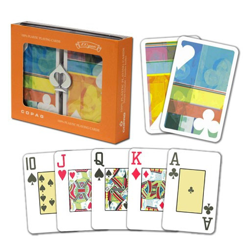 COPAG Casual Bridge Playing Cards