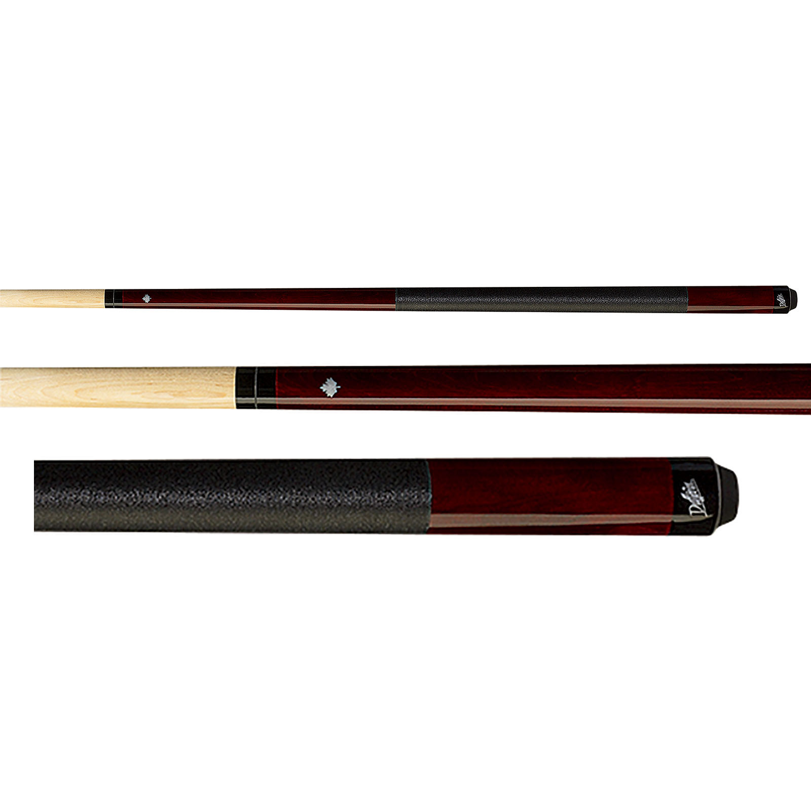 Dufferin D 231 Deep Oxblood Cue Stick
