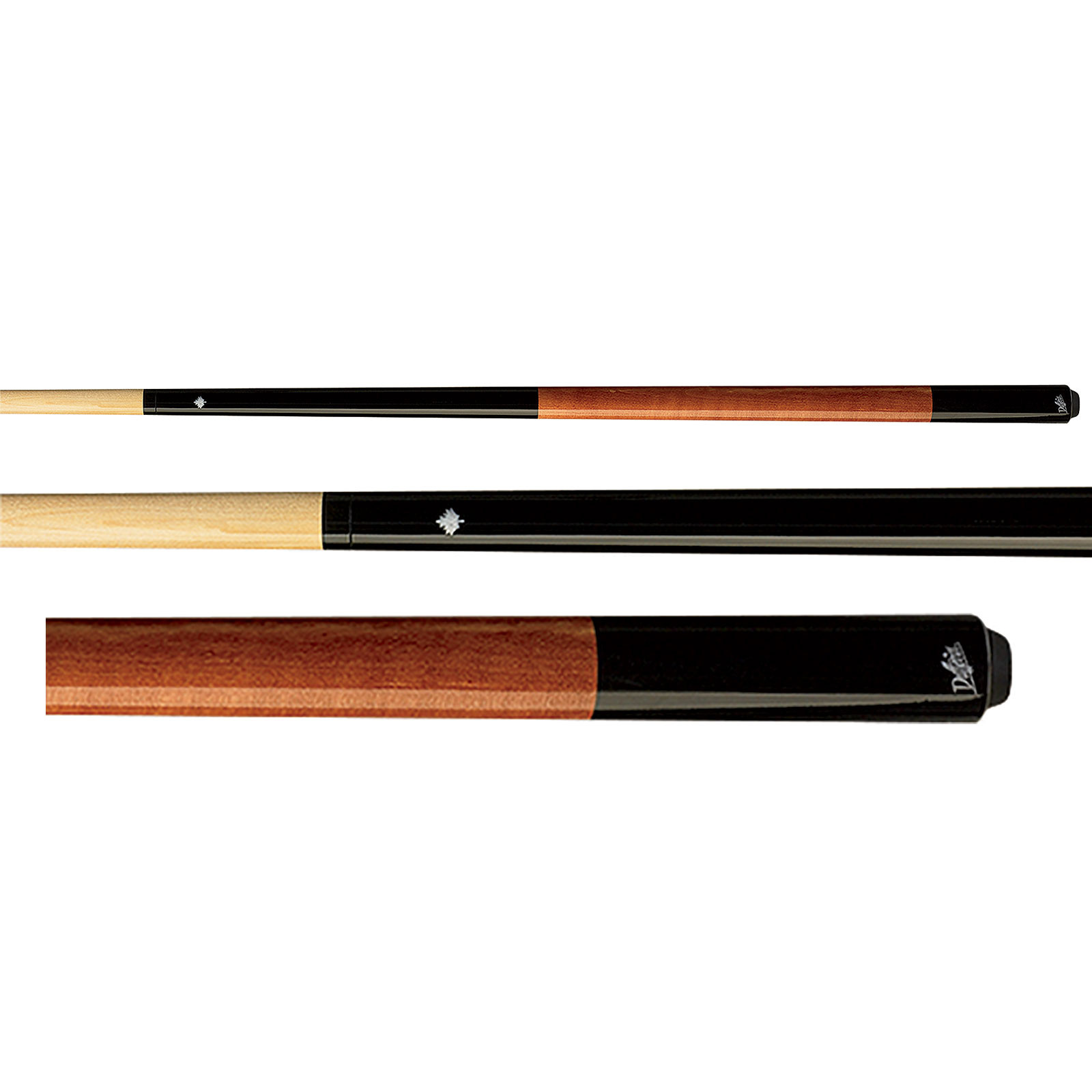 Dufferin D-233 Midnight Black Pool Cue Stick