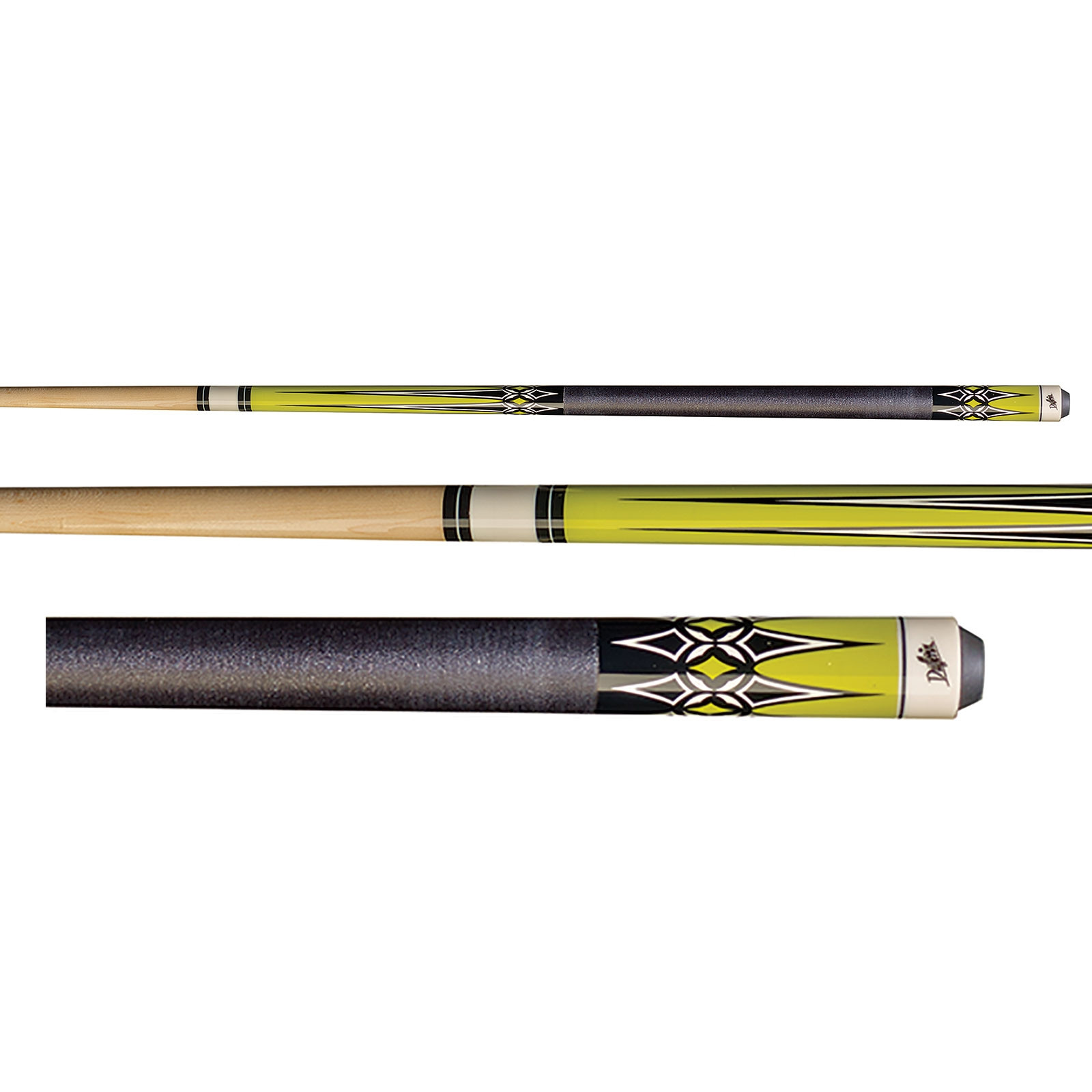 Dufferin D-332G Green Pool Cue Stick