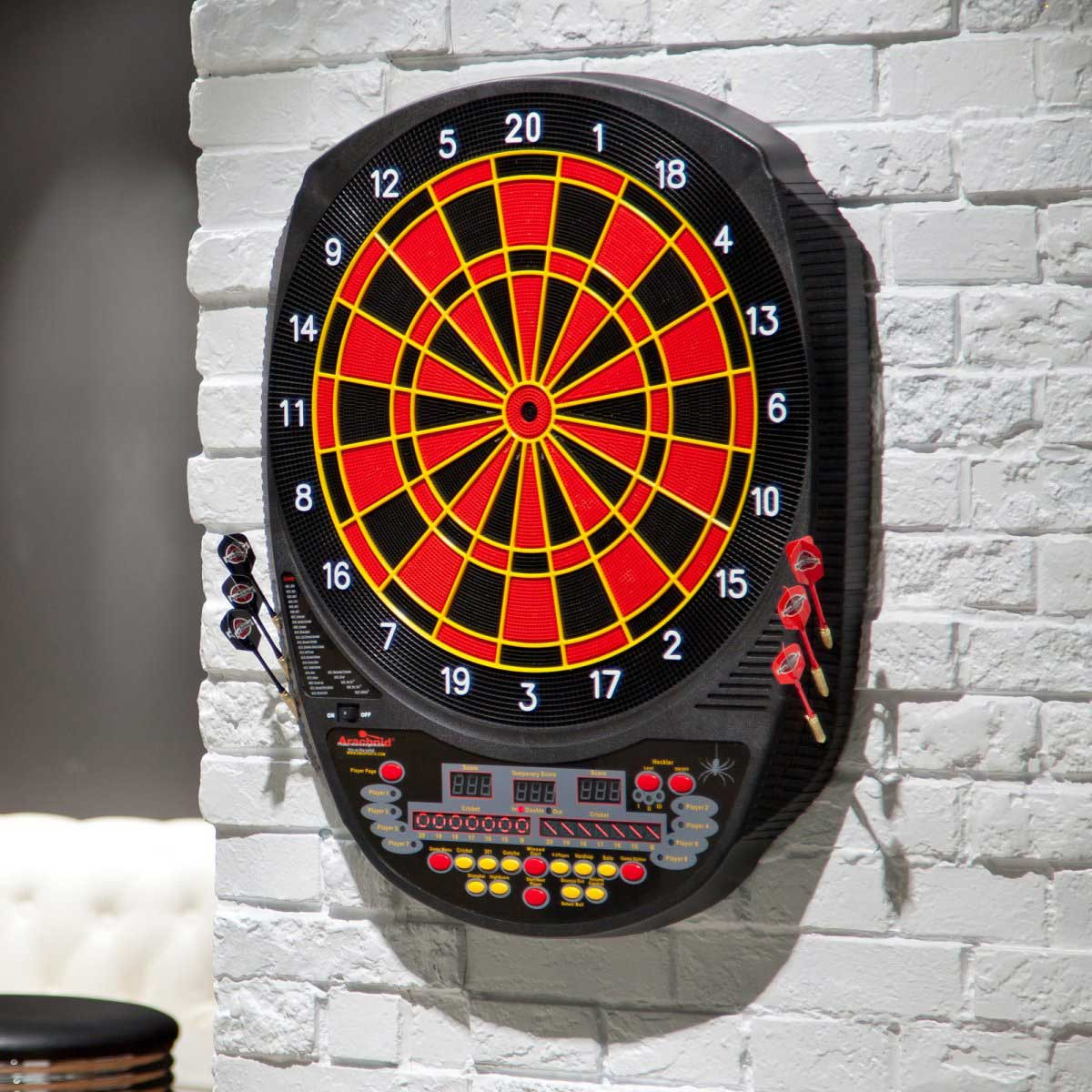 Arachnid model 655 ara electronic dart board | #291311909.