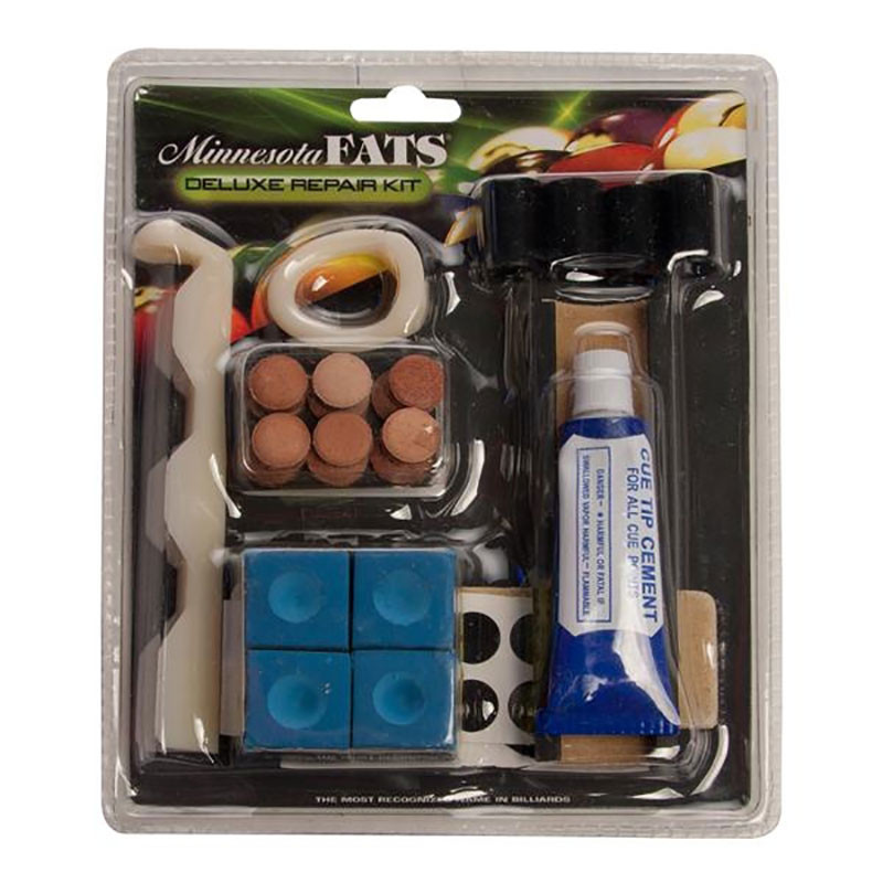 Minnesota Fats Deluxe Cue Repair Kit