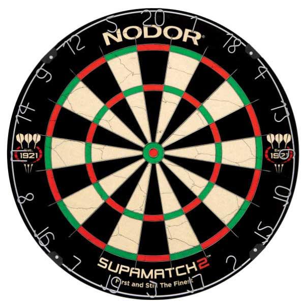 NODOR SupaMatch2 Bristle Dart Board
