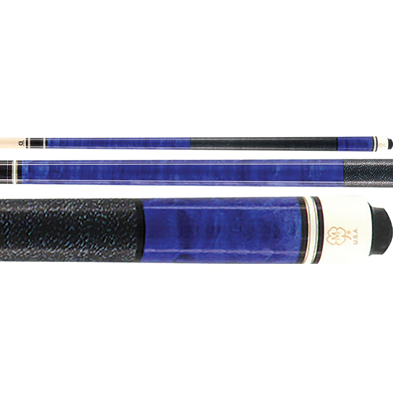 McDermott G201 Blue Pool Cue