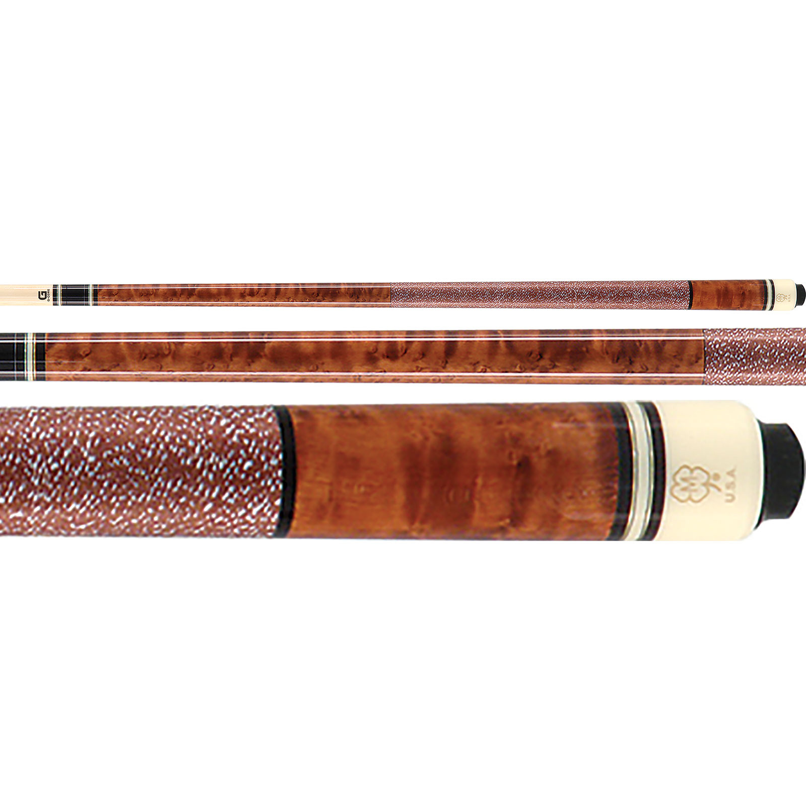 McDermott G204 Cherry Brown Pool Cue