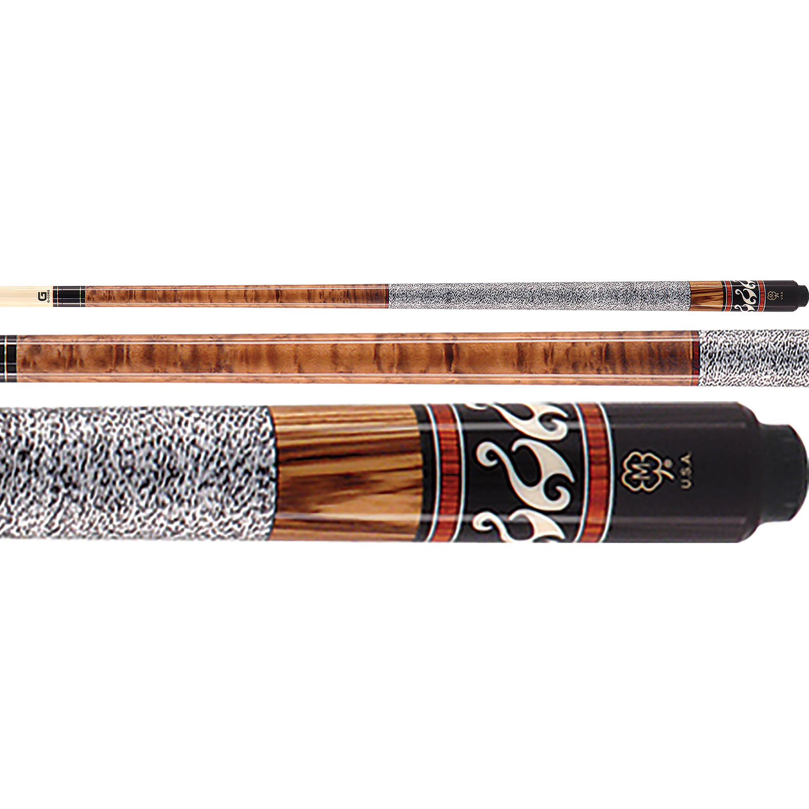 McDermott G306 G-Series Bocote Pool Cue