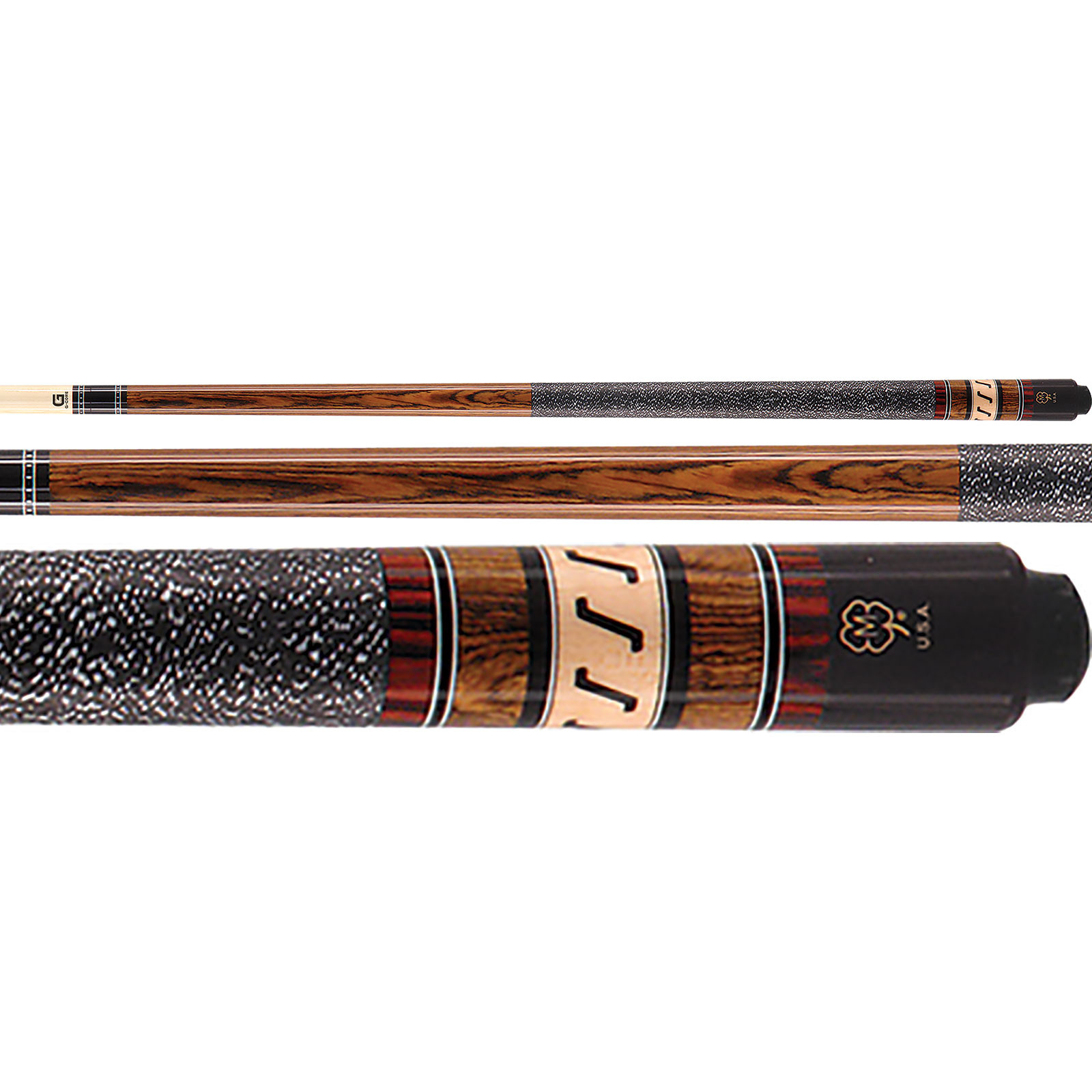McDermott G308 G-Series Bocote Pool Cue