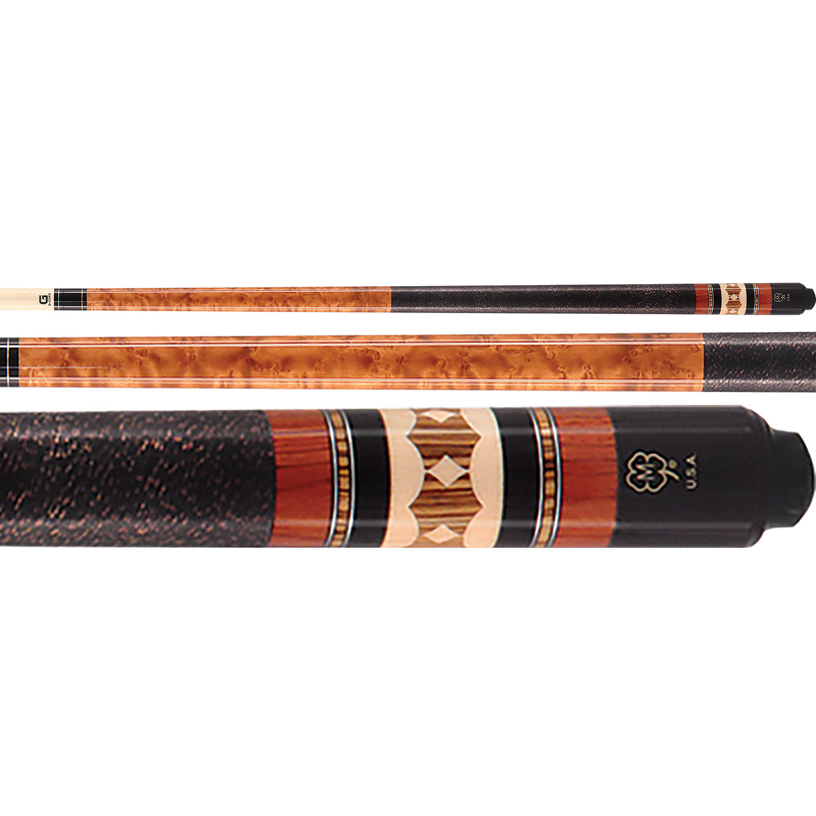 McDermott G309 G-Series Brown Pool Cue