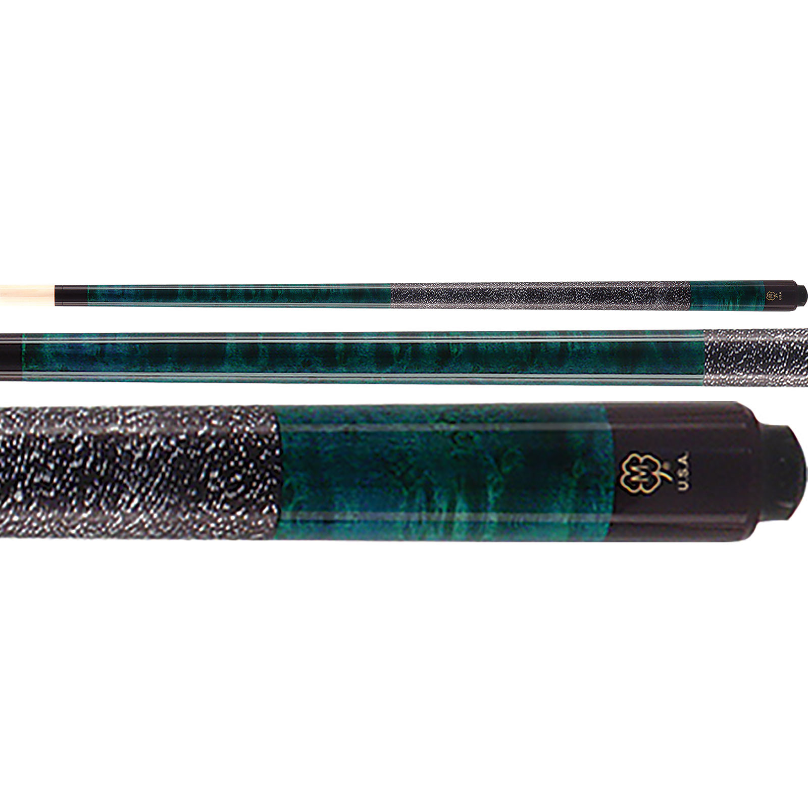 Mcdermott Gs08 Gs Series Teal Green Pool Cue