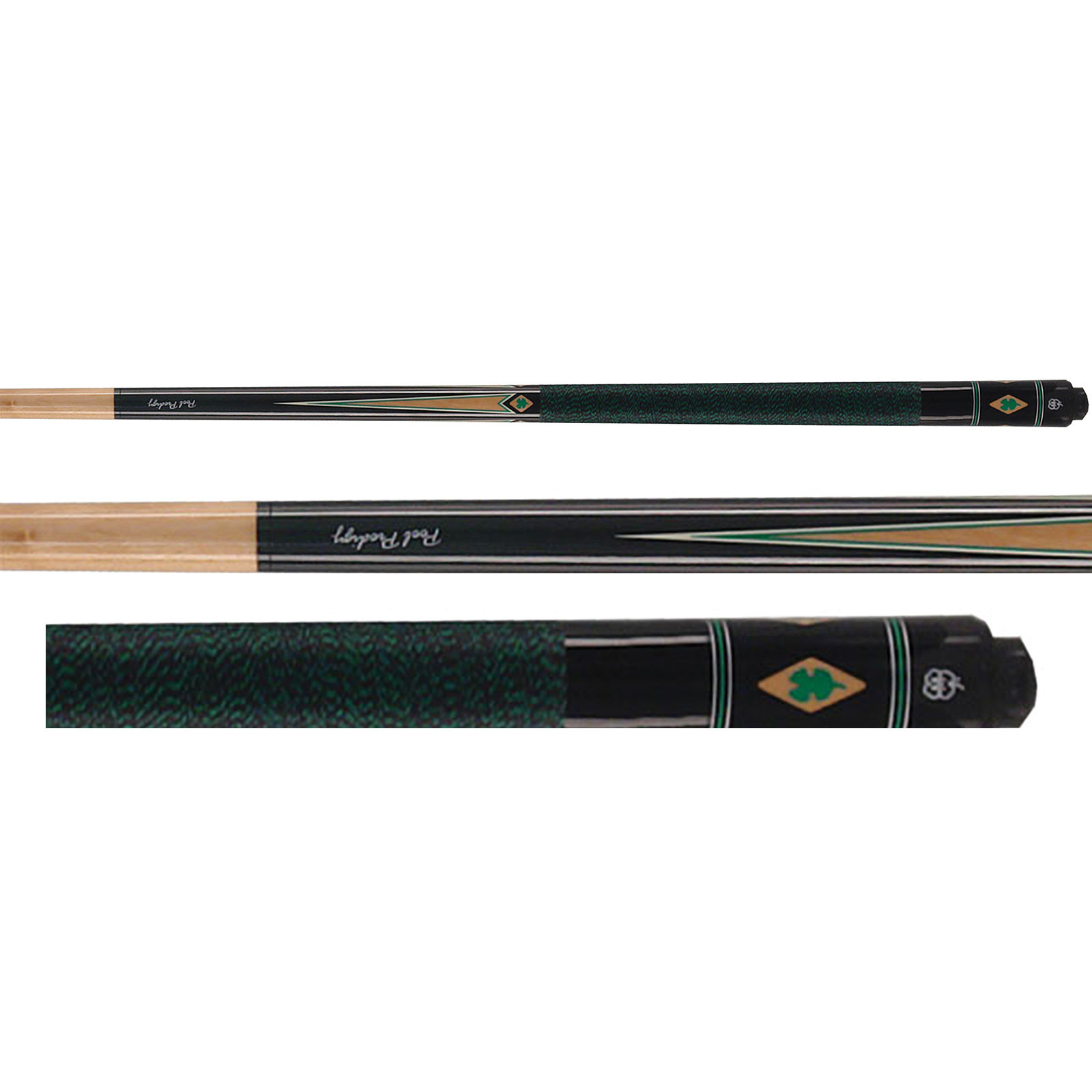 Mcdermott K91c 52 Quot Clover Youth Pool Cue