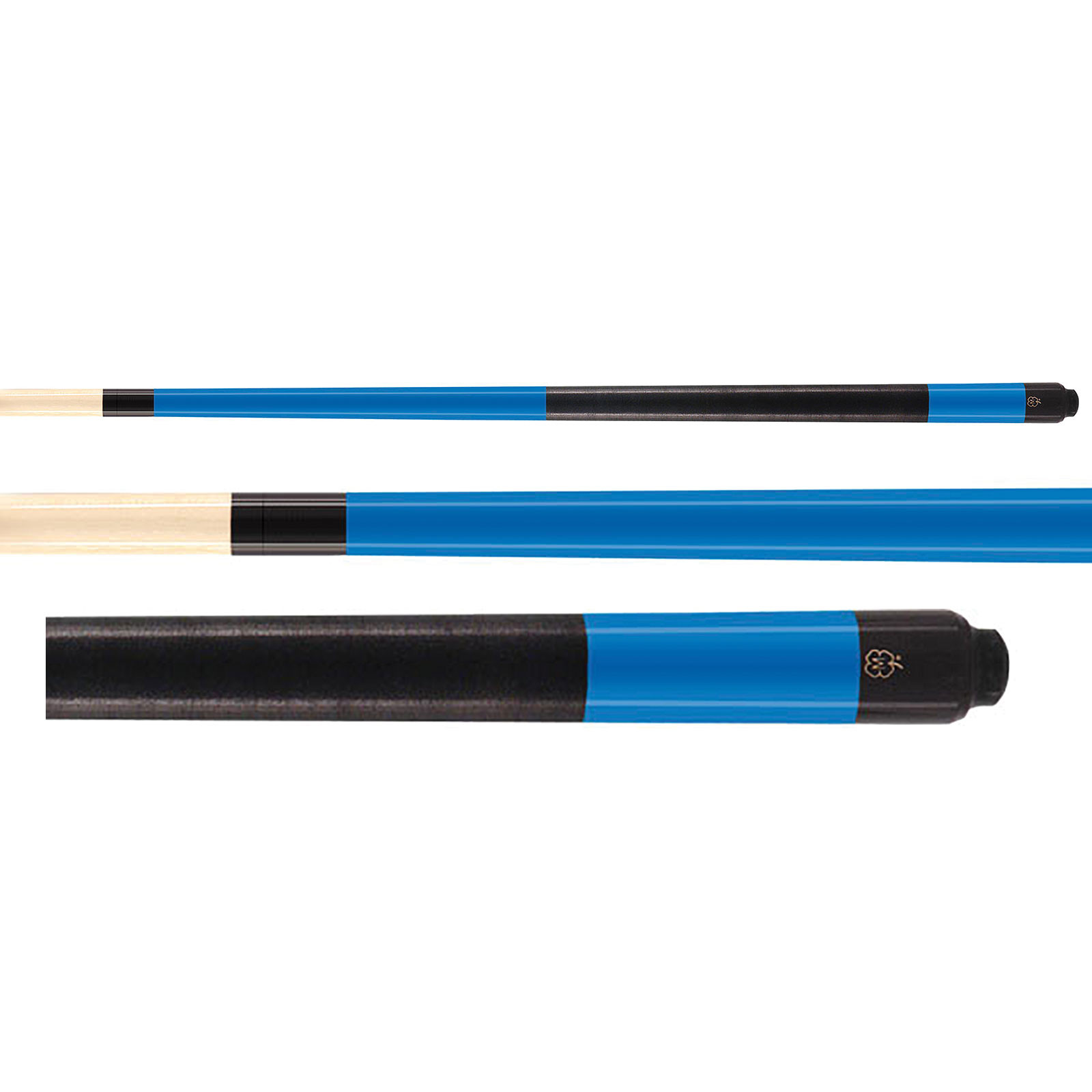 "McDermott K93C 52"" Blue Youth Pool Cue"
