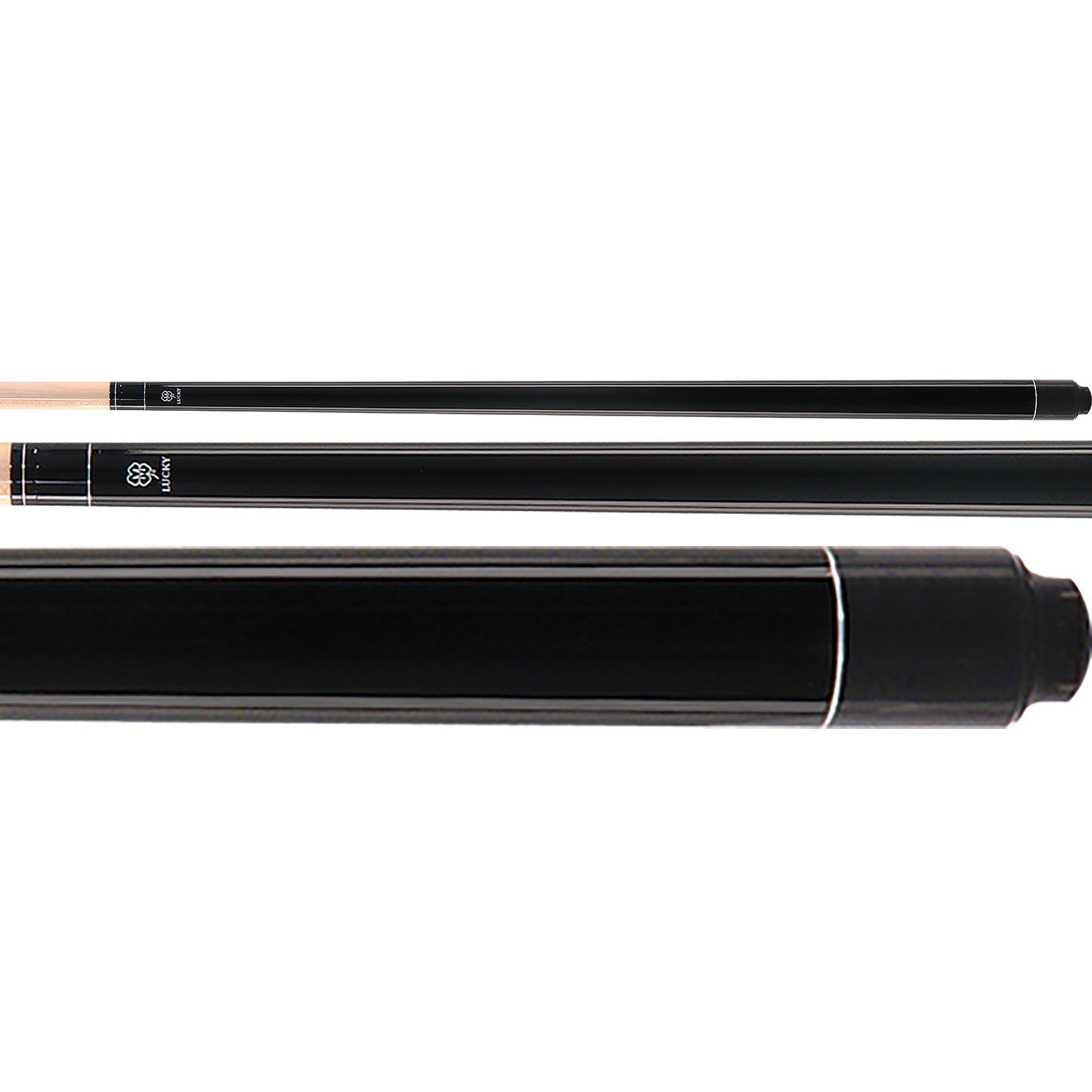 Mcdermott Lucky Pool Cue Stick L1 Black