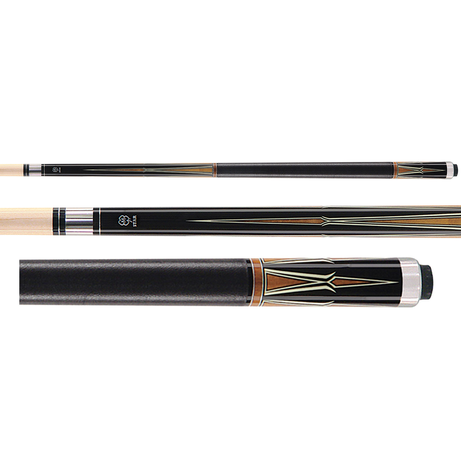 McDermott Star S56 Brown Billiards Pool Cue Stick