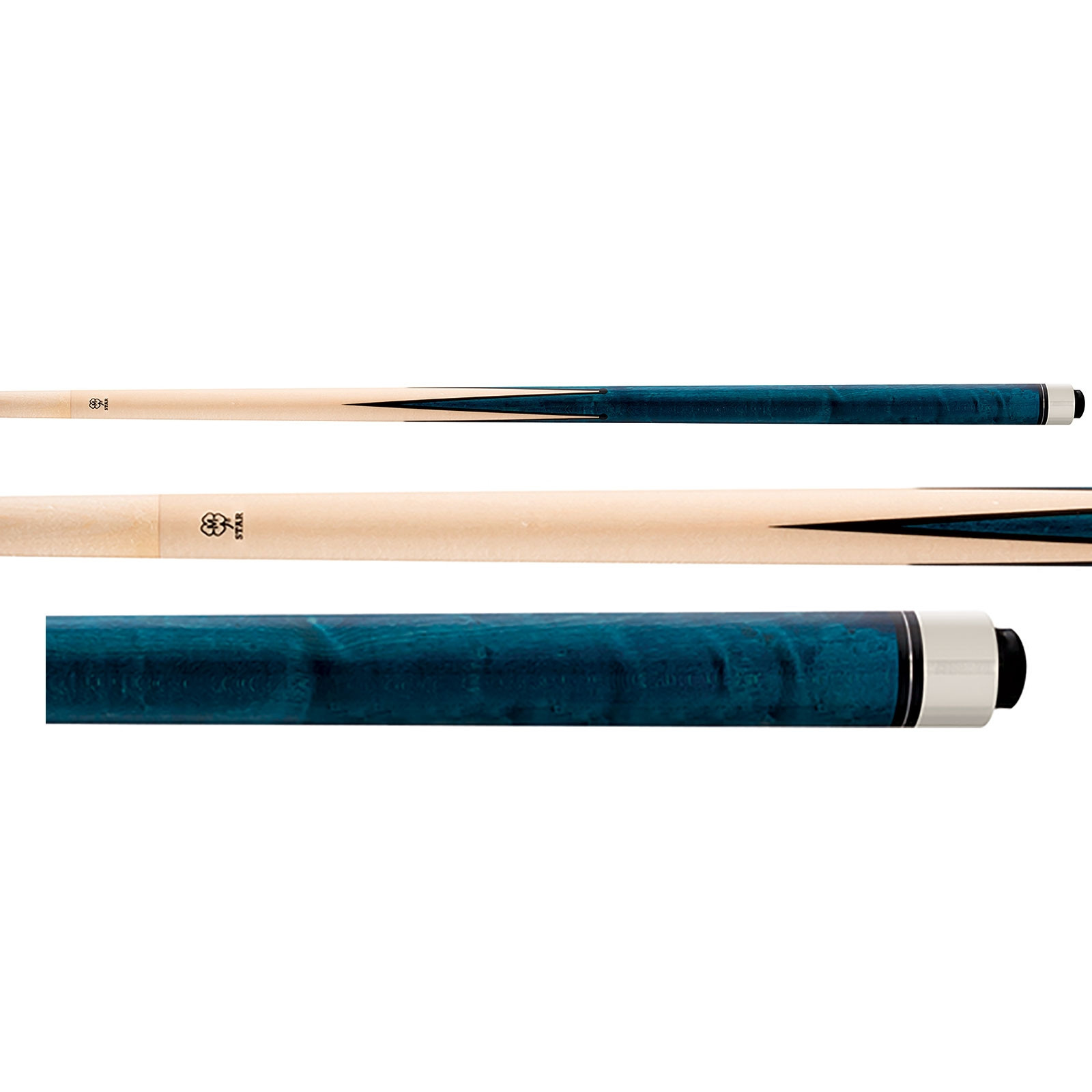 Pool cue used in the hustler picture 801