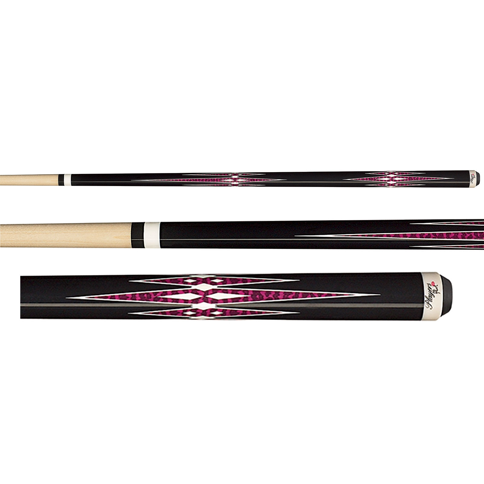 Players F-2600 Flirt Barely Legal Women's Pool Cue Stick