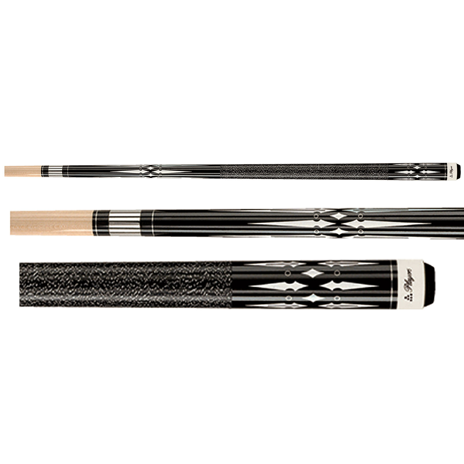 Players G-21BD Black Pool Cue Stick