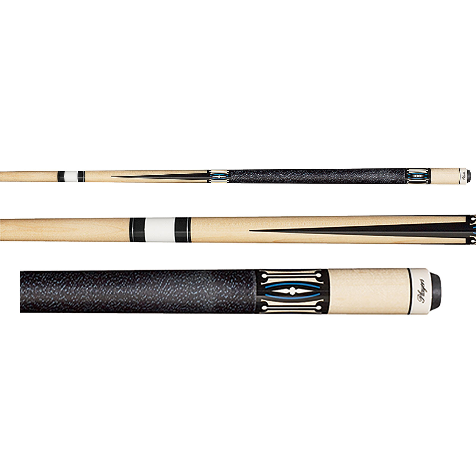 Players G 2310 Natural Maple Pool Cue Stick
