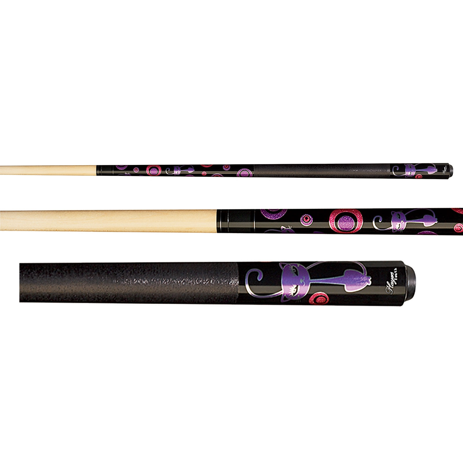 "Players Y-B01 48"" Kids Shortie Pool Cue"