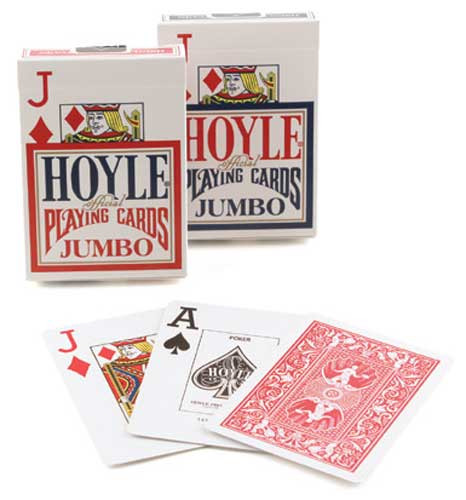 Hoyle Jumbo Index Playing Cards