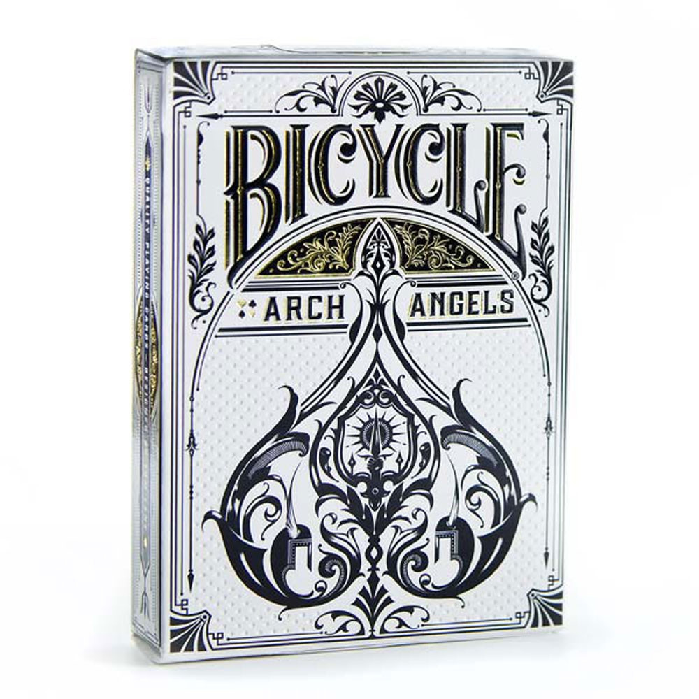bicycle archangels playing cards theory11 playing cards