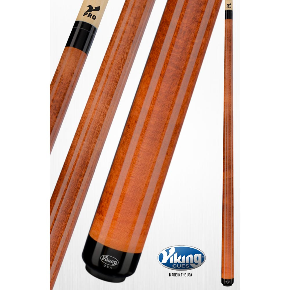 Viking B2008 Autumn Brown Pool Cue