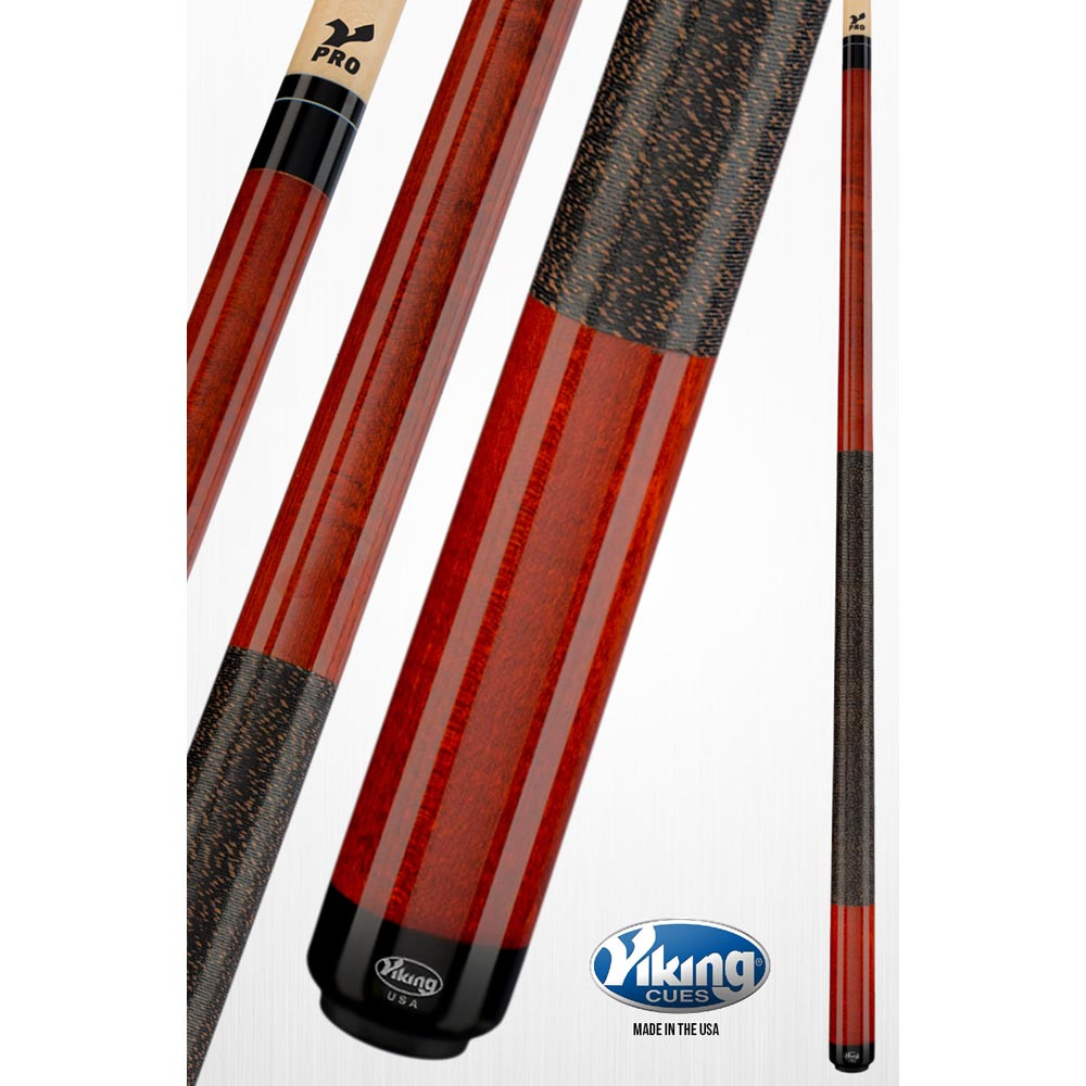 Viking A224 Sienna Red Pool Cue