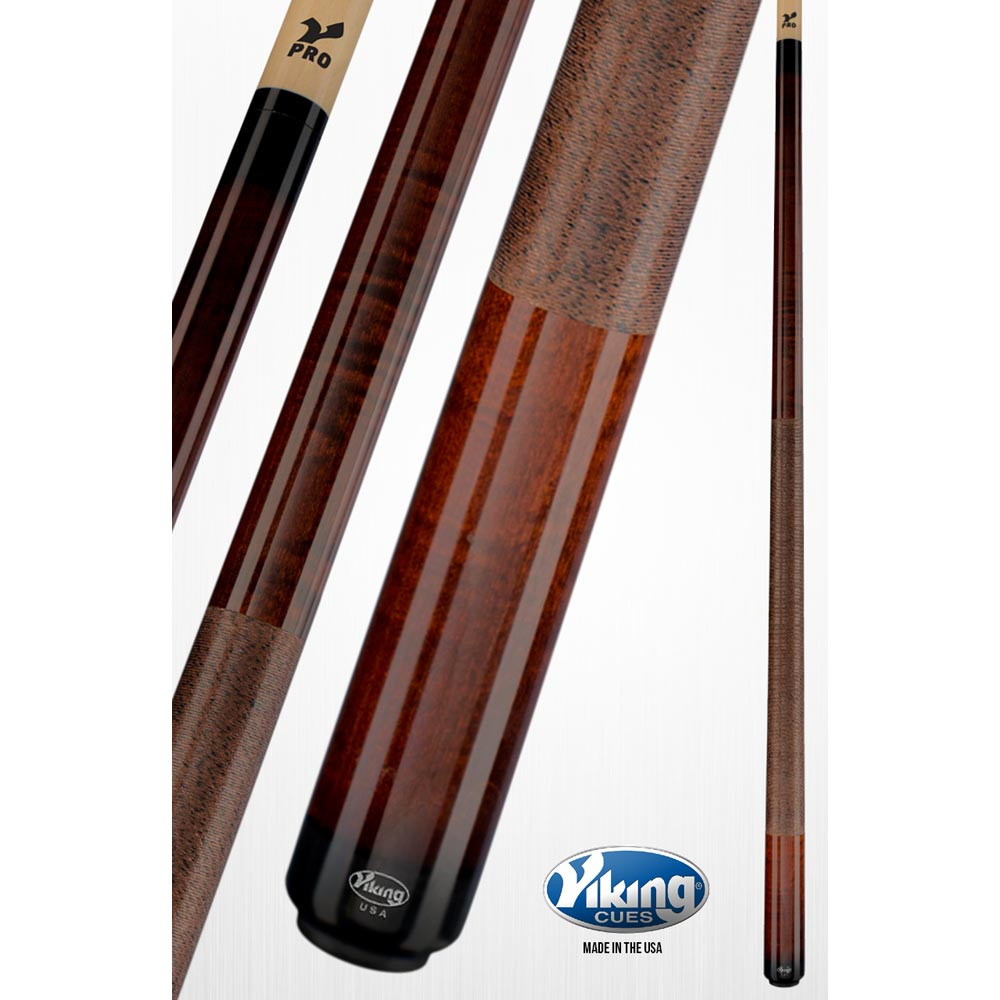 Viking A241 Autumn Brown Pool Cue
