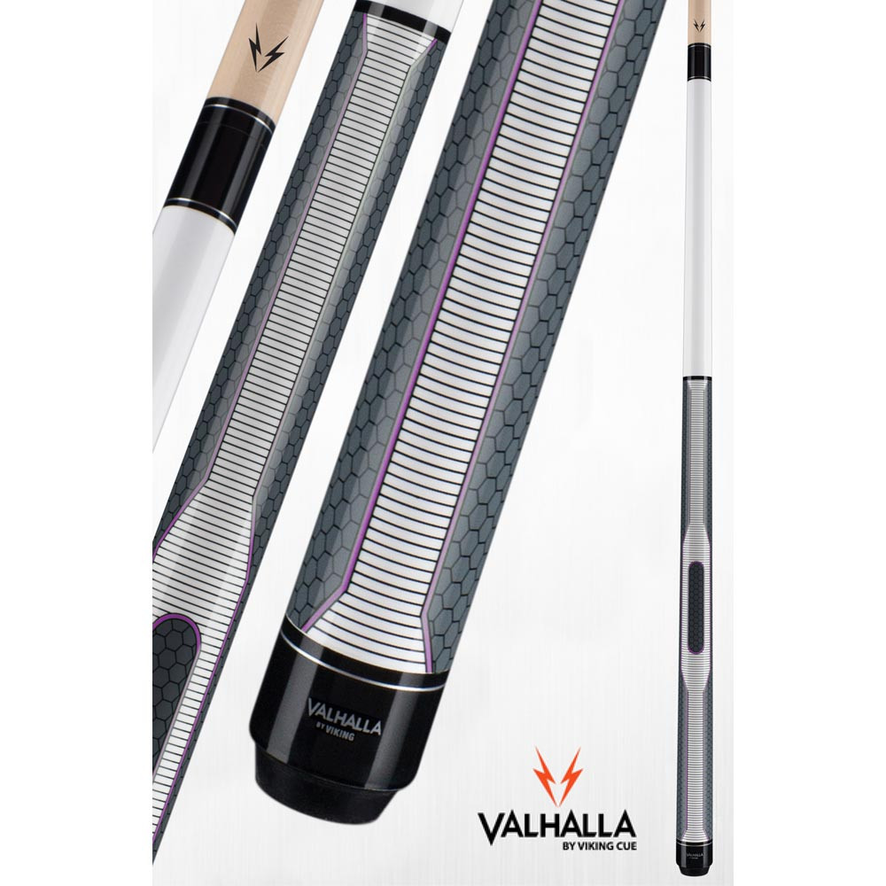 Valhalla VA462 White Pool Cue Stick from Viking Cue