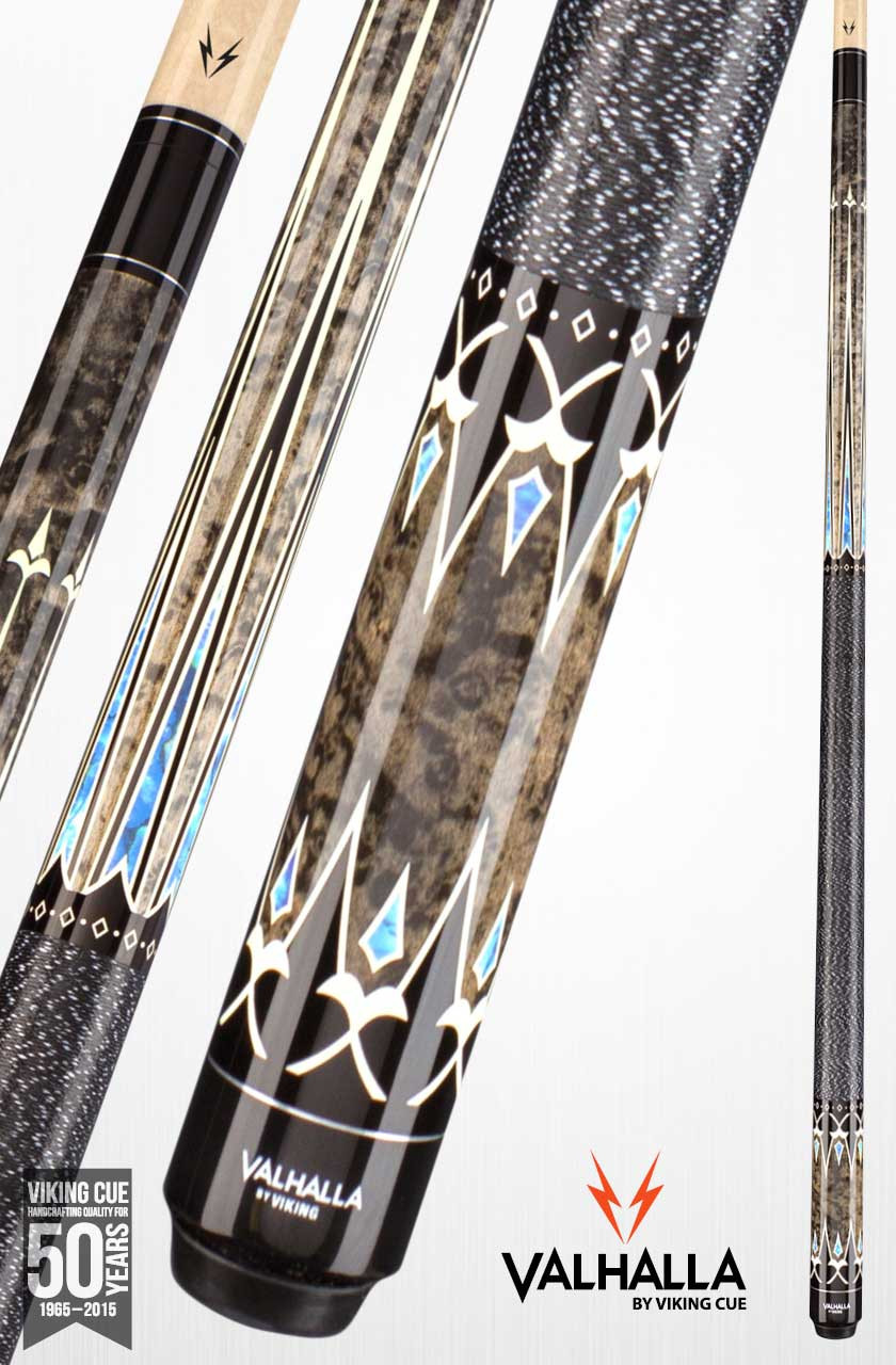 Viking Valhalla VA503 Brown/Turquoise Pool Cue