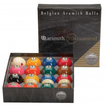 Aramith Tournament Pro Cup TV Billiard Ball Set