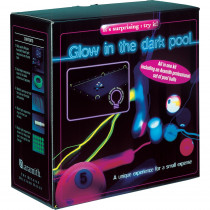 Aramith Glow-in-the-Dark Pool Kit