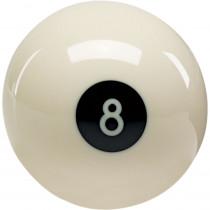 "Aramith 2 1/4"" Reversed 8-Ball"