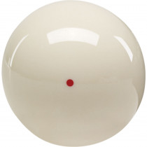Aramith Cue Ball with Red Spot