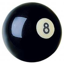 Cast Polyester Crazy 8 Ball