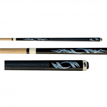 Dufferin D-422 Black Pool Cue Stick