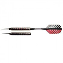 Arachnid SFA300 Striped Metallic 16 Gram Soft Tip Dart Set