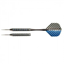 NODOR STA300 Striped Metallic Steel Tip Darts