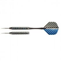 NODOR STA300 Striped Metallic Steel Tip Darts