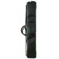 McDermott 75-0925 4x7 Black Soft Pool Cue Case