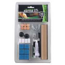 McDermott 40pc Pool Cue Repair Kit