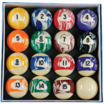 Elephant Balls Marble Rack Ball Set