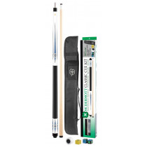 McDermott KIT5 Classic Pool Cue Kit w/Case