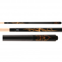 Lucky Pool Cue, L49, Honey