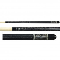 Lucky Pool Cue, L54, Grey