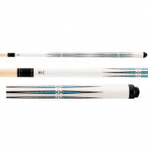 McDermott Lucky Pool Cue, L74, White