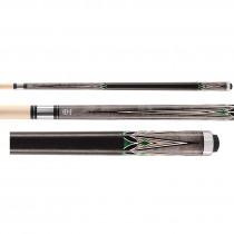 McDermott Star S59 Grey/Green Billiards Pool Cue Stick
